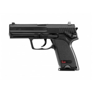 Pistolet billes acier Heckler & Koch USP cal. 4,5 mm CO2