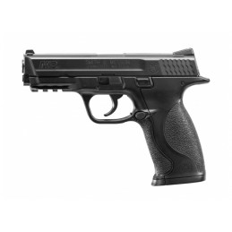 Pistolet bille acier Smith & Wesson M&P 40 noir 4,5 mm